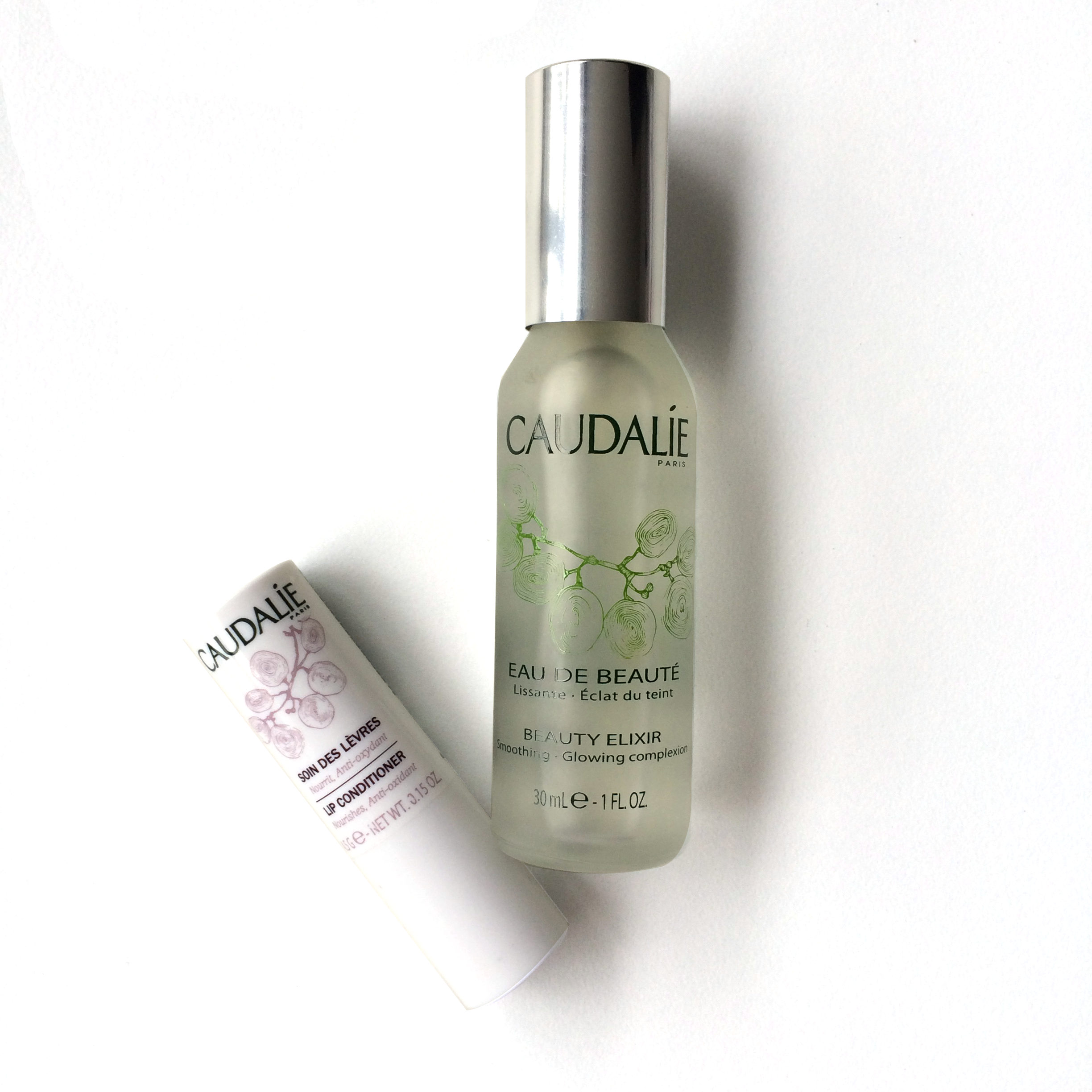 Caudalie cosmetic spray